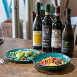 """""""イタリアの文化を伝えたい""""  料理とワインで幸せなひとときを。"""