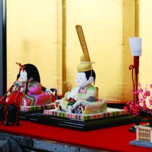 品があり上質な人形と 暮らしに調和する飾り方