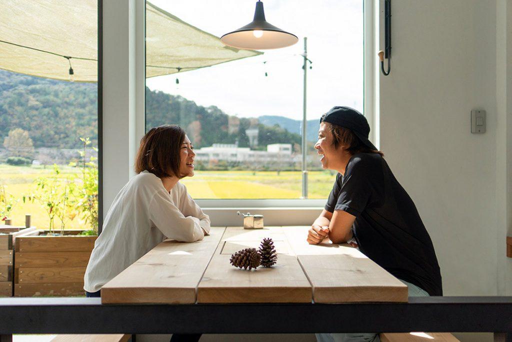 【予約制 見学会】10/29(月)~ 11/2(金)「山並み、田んぼ、GOOD-TIME PLACE。」