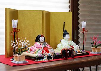 """2019/2/20(水) 子育てカフェ~""""ひな人形""""""""五月人形""""そこが知りたい!!"""