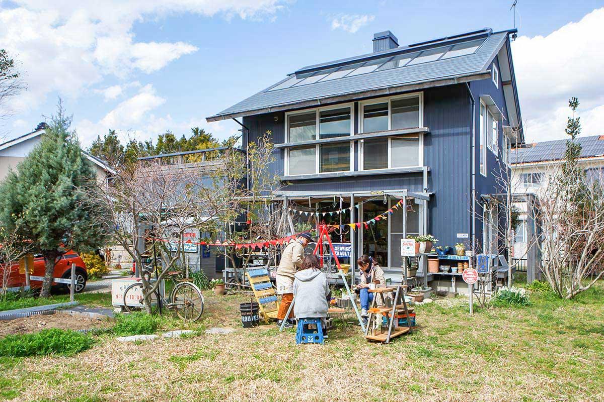 【暮らしの写真集】<br>HOUSE for DIYer(s)
