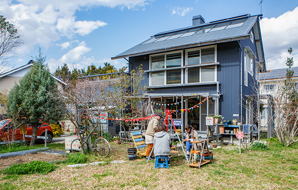 5/26(日)暮らしの見学会「HOUSE for DIYer(s)」を見に行こう!