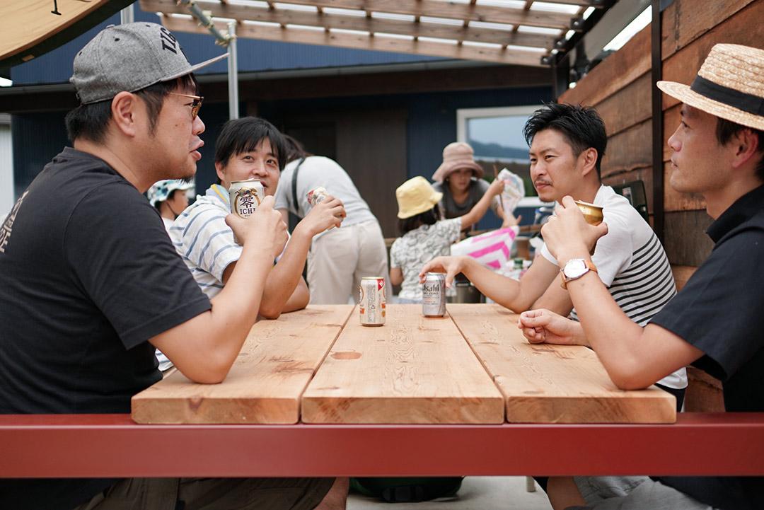 9/14・15完成見学会開催「帰りたくなる家」現場撮影レポート