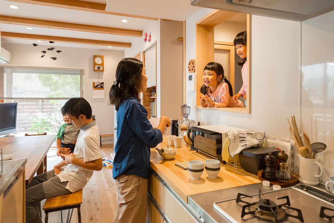 【暮らしの写真集】おうちでいつでもピクニックが楽しめる家