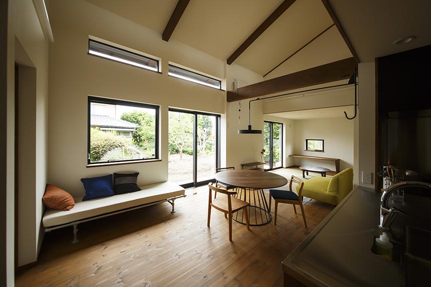 【要予約】3/1(日)暮らしの見学会「暮らしに馴染む家具のある家」を見に行こう