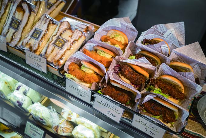 動く小さなサンドウィッチ専門店 ひだまり食堂