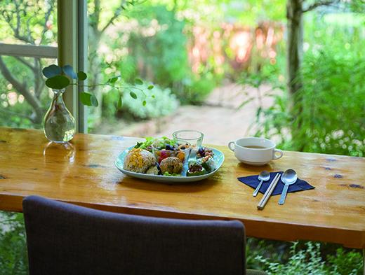 NaturalCafe garden