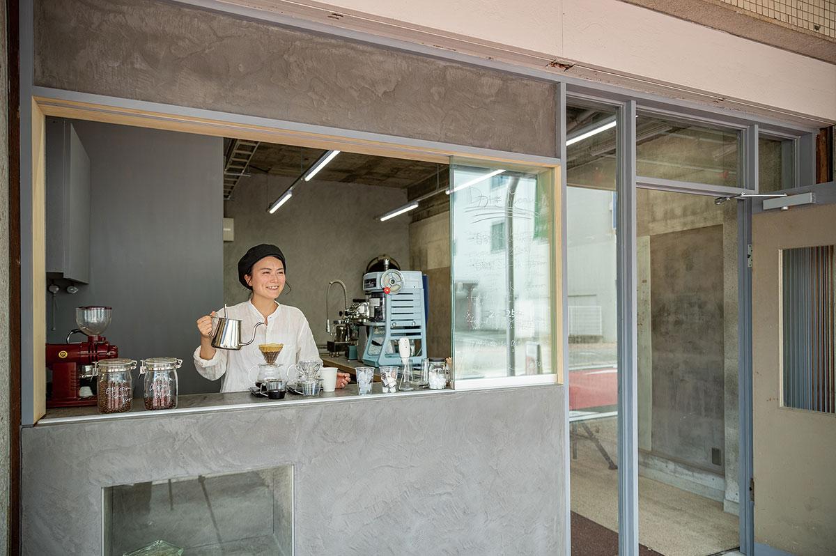 無名 coffee stand