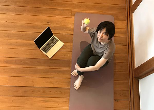 8/24(火)健康講話~カラダがすっきりピラティス オンライン